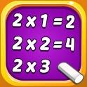 Multiplication Kids - Math Multiplication Tables icon