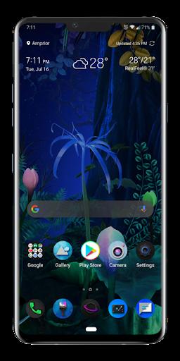 G Theme 3 for LG G6  screenshots 1