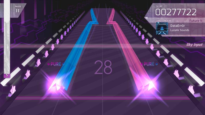 Arcaea - New Dimension Rhythm Game Screenshot 4