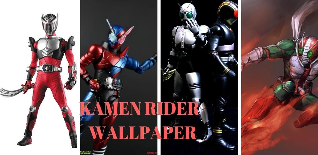 Kamen Rider Chibi Wallpaper