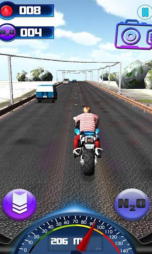 Moto Storm Race Fever: Top Mad Bike Rider Skills 2 screenshots 6