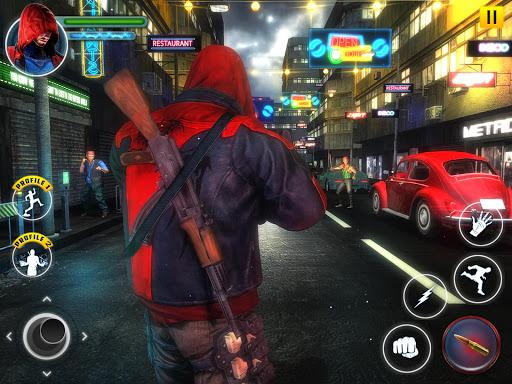 Incredible Hero Legends: Crime Simulator apktram screenshots 21
