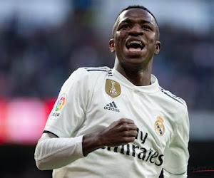 Real Madrid : Vinicius Junior évoque Zidane et Hazard