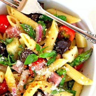 Penne Pasta Salad Italian Dressing Recipes.