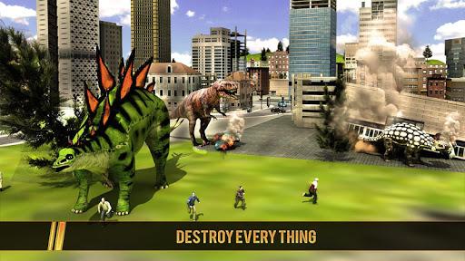 Dinosaur dating sim