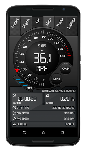 Digital Dashboard GPS Pro v3.4.35 (Patched)