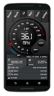 Digital Dashboard GPS Pro- screenshot thumbnail
