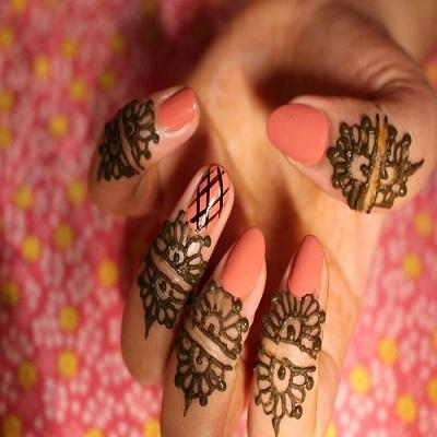Finger Mehndi Designs 2018 1.0 screenshots 1