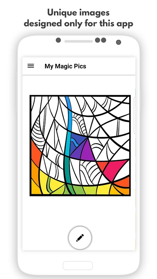 Coloring Book With Magic