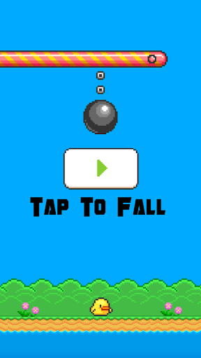 PIPIPI FALL:海の底へ脱出-簡単アクションゲーム