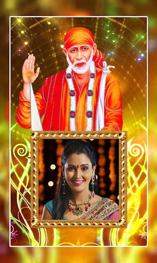 Shirdi Sai Baba Photo Frames 1.0.1 screenshots 2