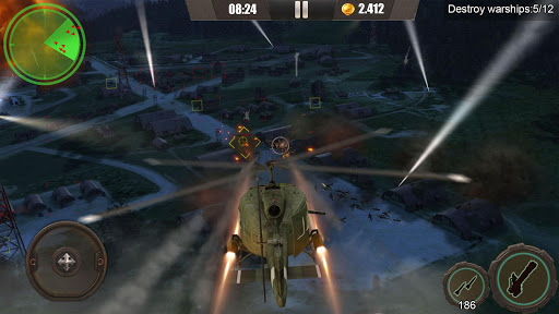 Gunship Waruff1aTotal Battle u0635u0648u0631 2