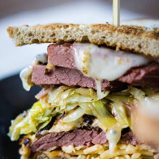 Corned Beef Brisket Sandwiches.