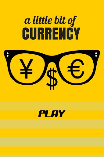 認識到全球貨幣測驗
