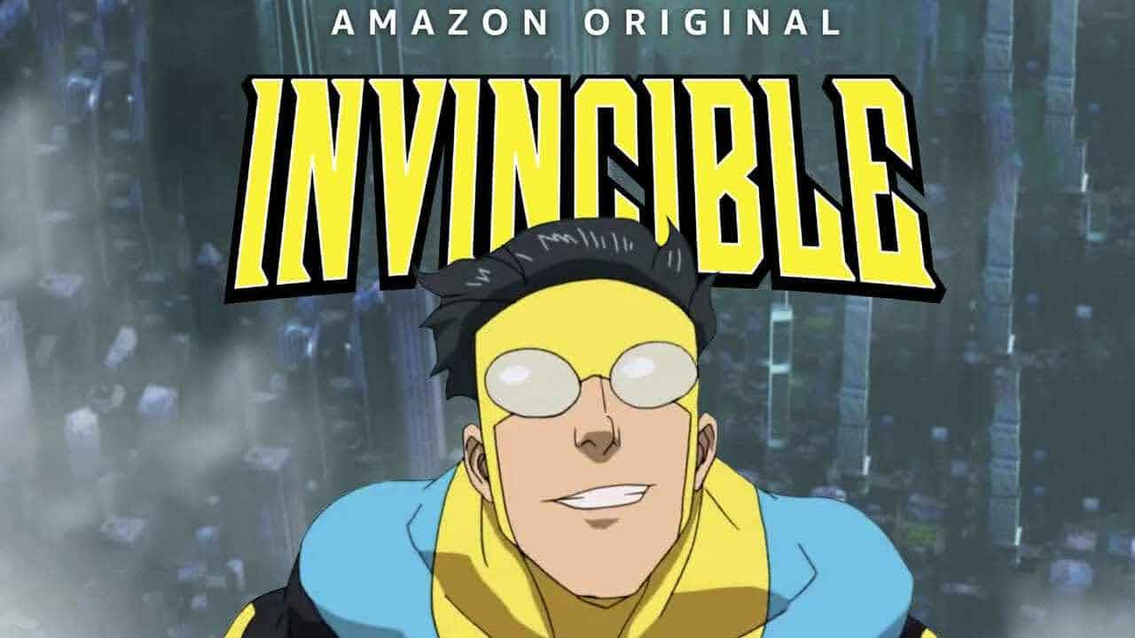 Invincible Amazon Studios