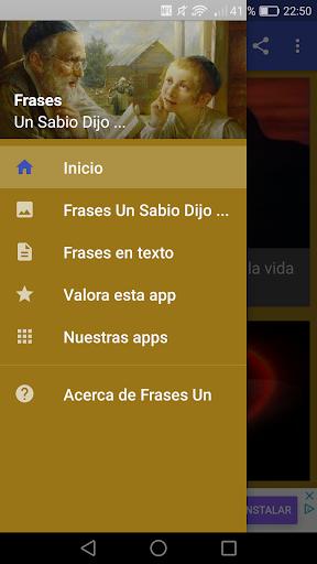Frases Un Sabio Dijo ... 2.4 screenshots 1
