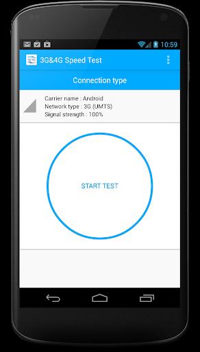 3G 4G速度測試