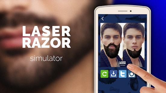 Laser Razor Simulator - náhled