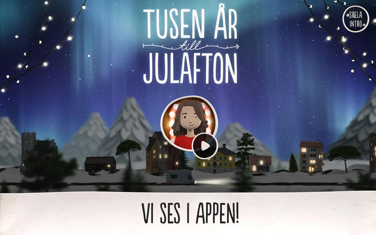 Julkalendern 2015- screenshot