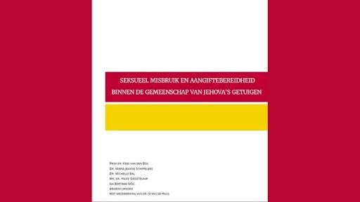 Jehovas Zeugen und sexueller Missbrauch 2. Belgien und Die Niederlande