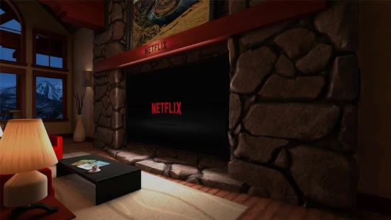Netflix VR Screenshot