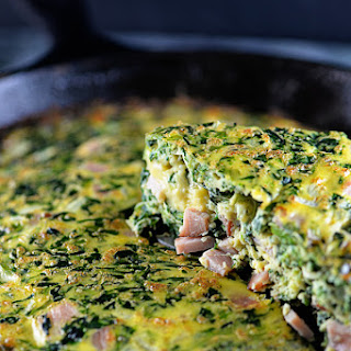 Ham Frittata