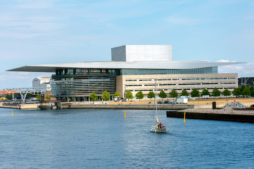 copenhagen-opera-house.jpg - The Copenhagen Opera House, built at a cost of more than $500 million, is one of the world's most modern opera houses.