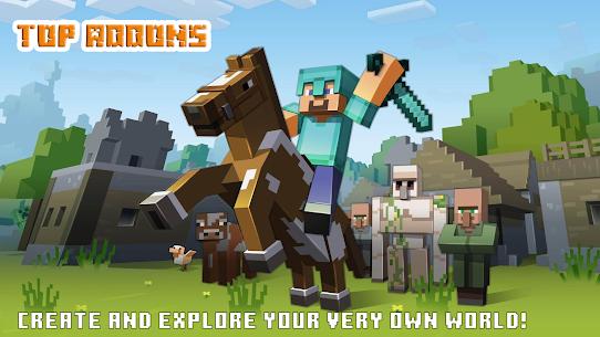 World for Minecraft 1