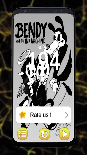 Bendy Piano Tiles Build Our Machine ALL Songs 1.0 screenshots 1