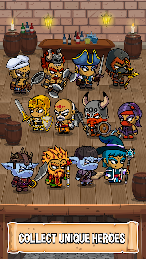 Five Heroes: The King's War 3.1.0 screenshots 1