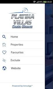 Platina Villas Real Estate - náhled