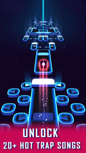 Jump Ball: Tiles and Beats 1.1.0 screenshots 5