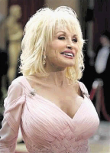 INSIDE OUT: Dolly to star herself? © Unknown.