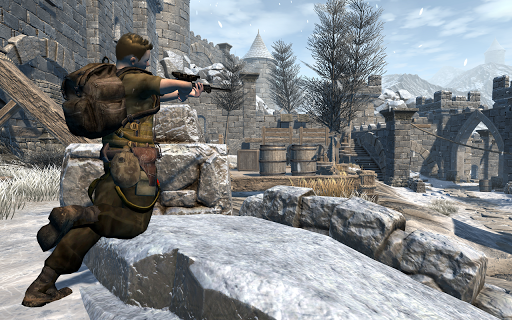 Free FPS Fire Battleground Arena Free Firing 1.5 screenshots 6