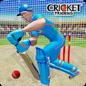 T20 Cricket Training : Net Practice Cricket Game icon