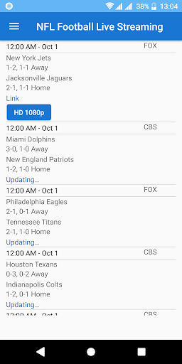 NFL Football 2018 Live Streaming  image 0