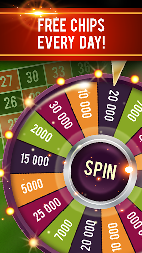 Roulette VIP - Casino Vegas: Spin free lucky wheel apkpoly screenshots 4