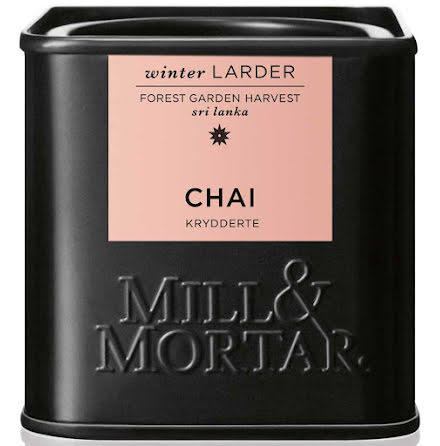 Sri Lanka Chai – Mill & Mortar