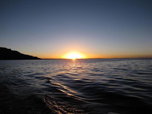 Nuovo giorno in mare. di leorol