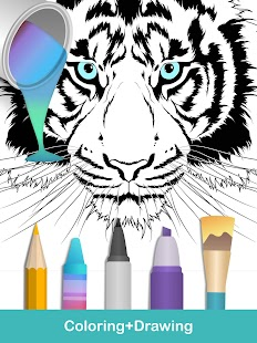 Tải 2018 for Animals Coloring Books APK