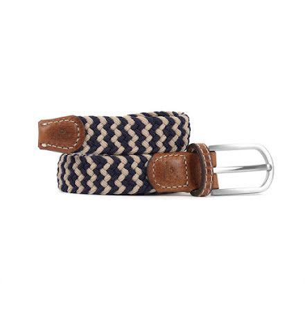 BillyBelt Braid belt the normande thin