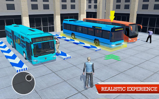 Coach Bus Simulator Game screenshot 5