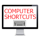 Computer Shortcut Key icon