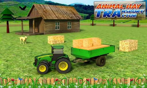 Animal & Hay Transport Tractor screenshots 1