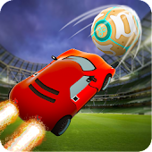 Rocketball: Football on Car 3D
