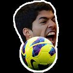 Suarez Soccer Attack! Icon
