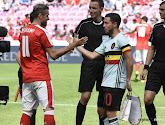 """""""En Suisse, les médias parlent beaucoup du match contre la Belgique"""""""
