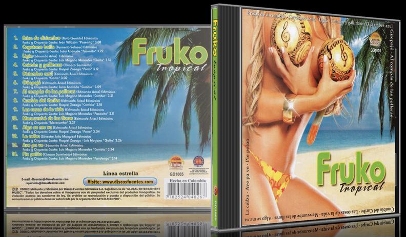 Fruko & Orquesta - Fruko Tropical (2008) [MP3 @320 Kbps]