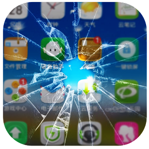 Crack Screen Simulater for PC and MAC