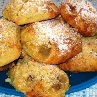 Little Apple Cakes with Streusel.